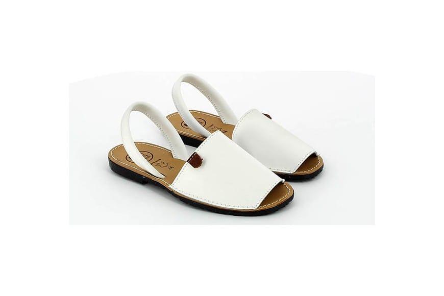The menorquinas sandals