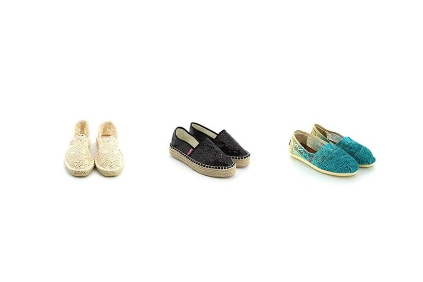 Espadrilles: story and trends