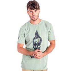 Camiseta rock hipster
