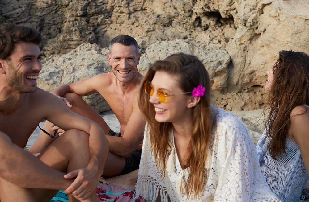 ¿Cómo acertar con tu look para un chiringuito en la playa?