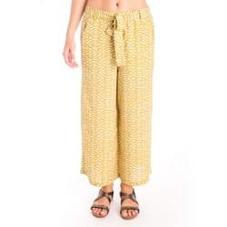 Pantalón largo payla mostaza