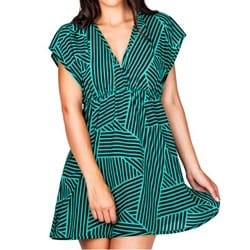 Vestido Alma verde